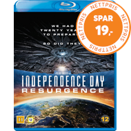 Produktbilde for Independence Day: Resurgence (BLU-RAY)