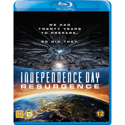 Independence Day: Resurgence (BLU-RAY)