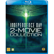 Independence Day 1-2 Box (BLU-RAY)