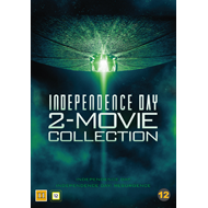 Independence Day 1-2 Box (DVD)