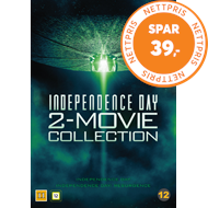 Produktbilde for Independence Day 1-2 Box (DVD)