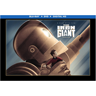 The Iron Giant - Ultimate Edition (BLU-RAY)