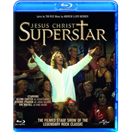 Jesus Christ Superstar (UK-import) (BLU-RAY)