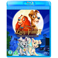 Lady And The Tramp 2 - Scamp's Adventure (UK-import) (BLU-RAY)