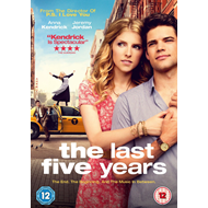 The Last Five Years (UK-import) (DVD)