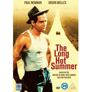 The Long, Hot Summer (UK-import) (DVD)
