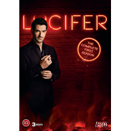 Produktbilde for Lucifer - Sesong 1 (DVD)
