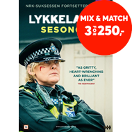 Produktbilde for Happy Valley / Lykkeland - Sesong 2 (DVD)