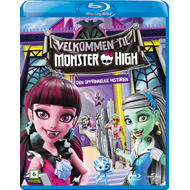 Welcome To Monster High (BLU-RAY)