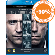 Produktbilde for The Night Manager (BLU-RAY)