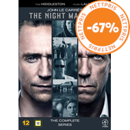 Produktbilde for The Night Manager (DVD)