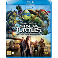 Teenage Mutant Ninja Turtles: Out Of The Shadows (BLU-RAY)