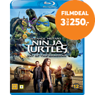 Produktbilde for Teenage Mutant Ninja Turtles: Out Of The Shadows (BLU-RAY)