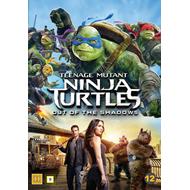 Teenage Mutant Ninja Turtles: Out Of The Shadows (DVD)