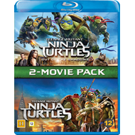 Teenage Mutant Ninja Turtles 1-2 Box (BLU-RAY)