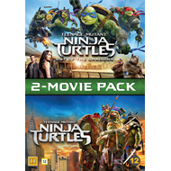 Teenage Mutant Ninja Turtles 1-2 Box (DVD)
