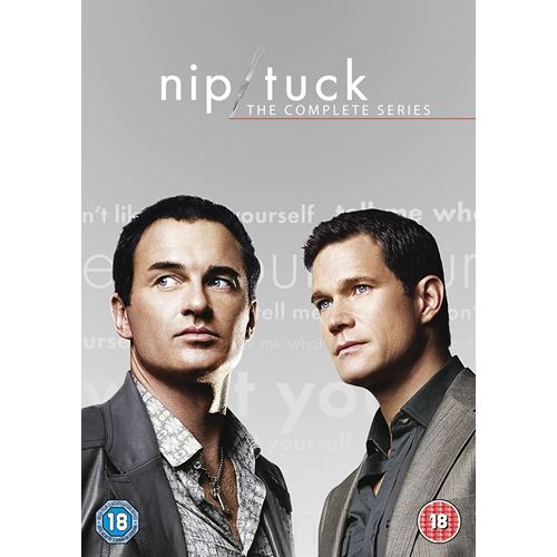 Nip/Tuck - The Complete Series (UK-import) (DVD)