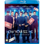 Now You See Me 2 (BLU-RAY)