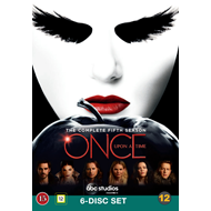 Once Upon A Time - Sesong 5 (DVD)