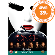 Produktbilde for Once Upon A Time - Sesong 5 (DVD)
