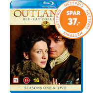 Produktbilde for Outlander - Sesong 1 & 2 (BLU-RAY)