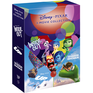 Pixar Amazing Worlds (DVD)