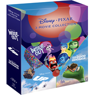 Pixar Amazing Worlds (BLU-RAY)