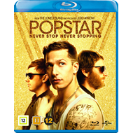 Popstar - Never Stop Never Stopping (BLU-RAY)
