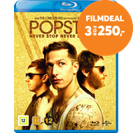 Produktbilde for Popstar - Never Stop Never Stopping (BLU-RAY)