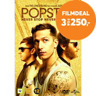Produktbilde for Popstar - Never Stop Never Stopping (DVD)