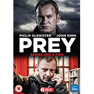 Produktbilde for Prey - Sesong 1 & 2 (UK-import) (DVD)