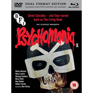 Produktbilde for Psychomania (UK-import) (Blu-ray + DVD)