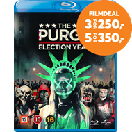Produktbilde for The Purge: Election Year (DK-import) (BLU-RAY)