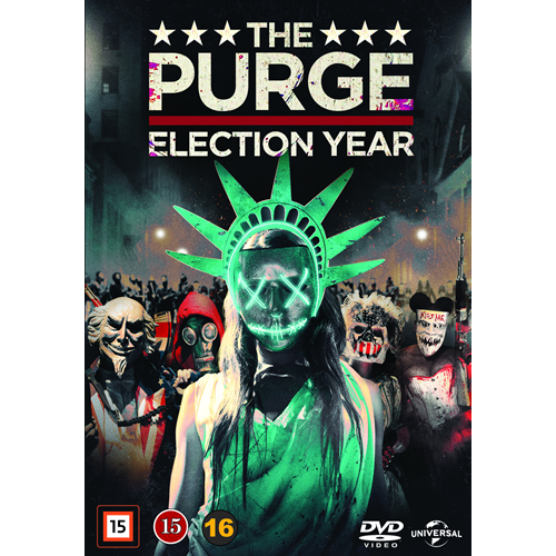 The Purge: Election Year (DVD)