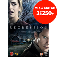 Produktbilde for Regression (DVD)