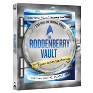 Star Trek: The Original Series - The Roddenberry Vault (BLU-RAY)