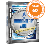 Produktbilde for Star Trek: The Original Series - The Roddenberry Vault (BLU-RAY)