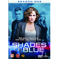 Shades Of Blue - Sesong 1 (DVD)