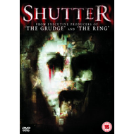 Shutter (2008) (UK-import) (DVD)