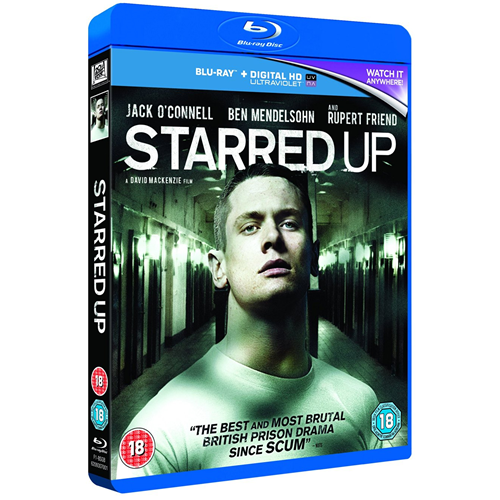Starred Up (UK-import) (BLU-RAY)