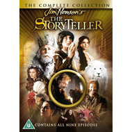 Jim Henson's The Storyteller - The Complete Collection (UK-import) (DVD)