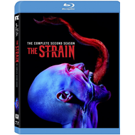 The Strain - Sesong 2 (BLU-RAY)