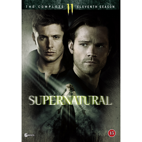 Supernatural - Sesong 11 (DVD)