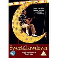 Sweet And Lowdown (UK-import) (DVD)