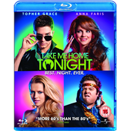 Take Me Home Tonight (UK-import) (BLU-RAY)