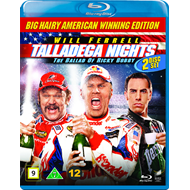 Talladega Nights - Big Hairy American Winning Edition (BLU-RAY)