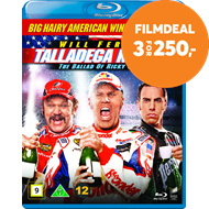 Produktbilde for Talladega Nights - Big Hairy American Winning Edition (BLU-RAY)