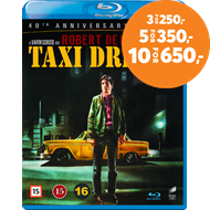 Produktbilde for Taxi Driver - 40th Anniversary (BLU-RAY)