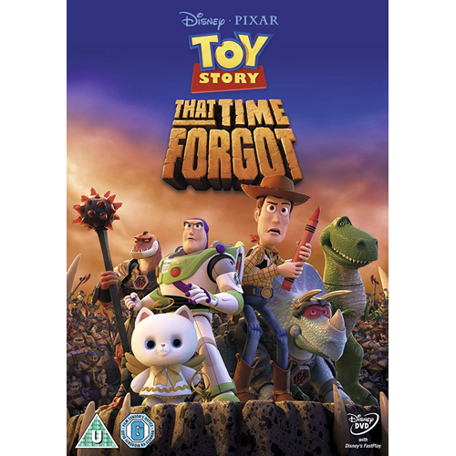 Toy Story That Time Forgot (UK-import) (DVD)