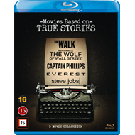 Movies Based On True Stories (BLU-RAY)